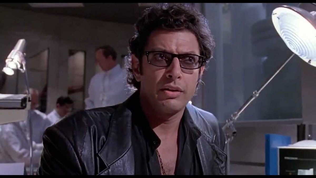 Life finds a way! Jeff Goldblum is joining the #JurassicWorld sequel h...