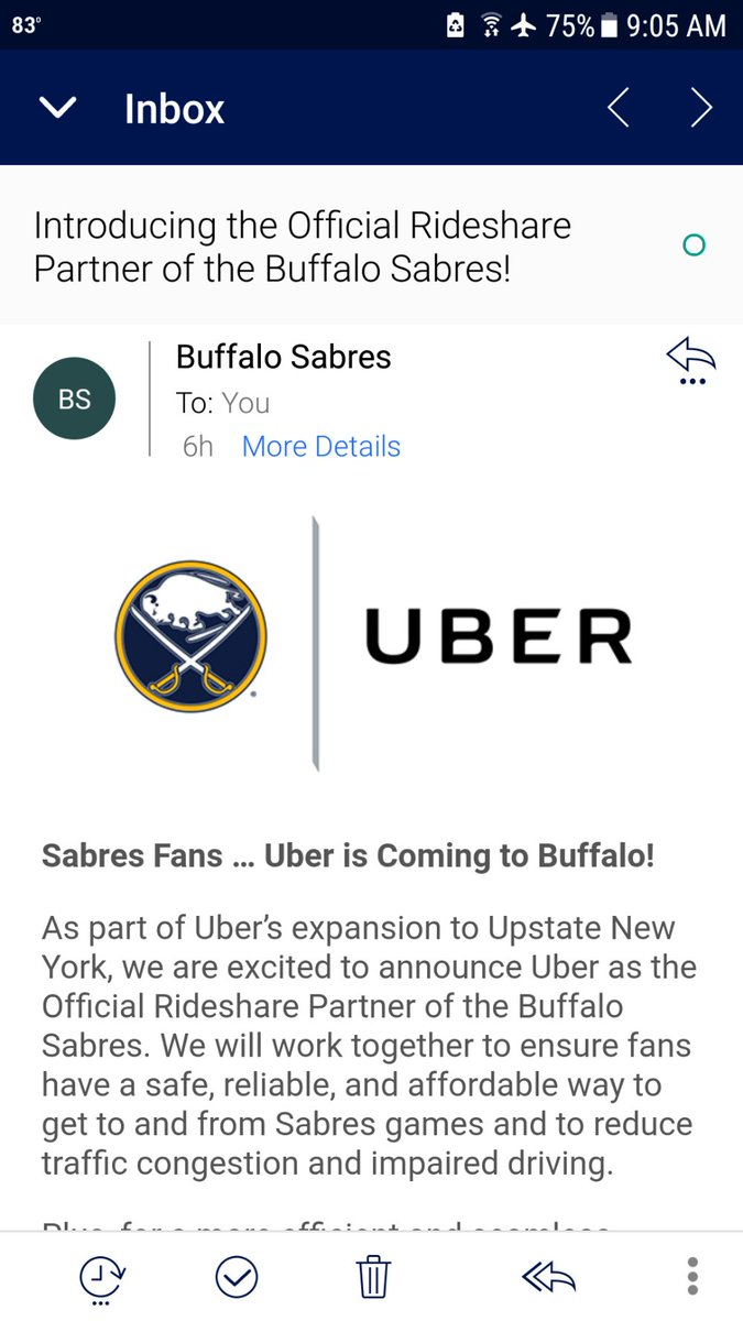 The Buffalo Sabres literally fuck up every single decision. https://t....