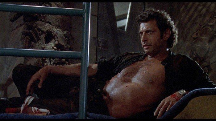 Jeff Goldblum Returns For 'Jurassic World 2'! Life Has Found A Way! ht...