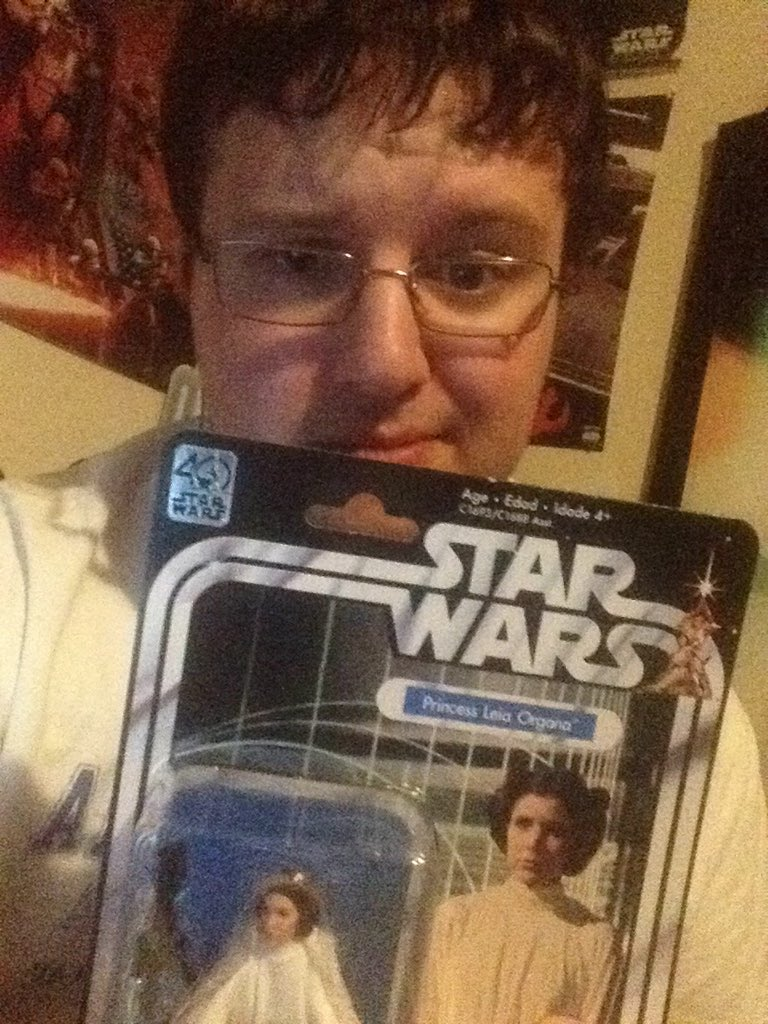 @noorhal Look at who I got yesterday! It&#39;s your alter ego. #leia #OurPrincess<br>http://pic.twitter.com/Q6xUKGnbSP