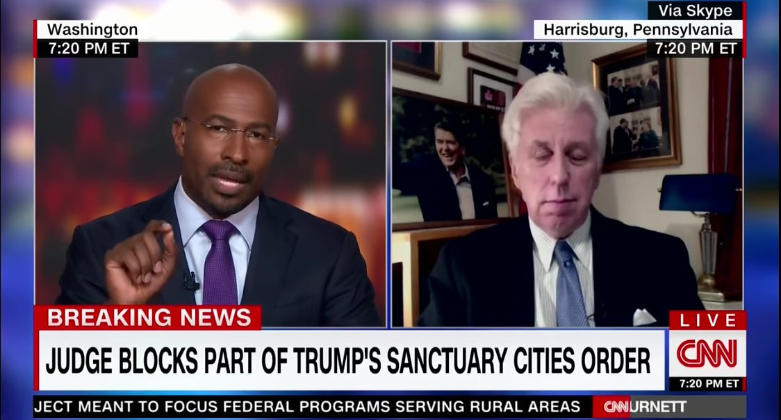 WATCH: Van Jones dismantles Lord's bizarre claim that sanctuary cities could become 'abortion-free zones' https://t.co/83H4R2FBUU