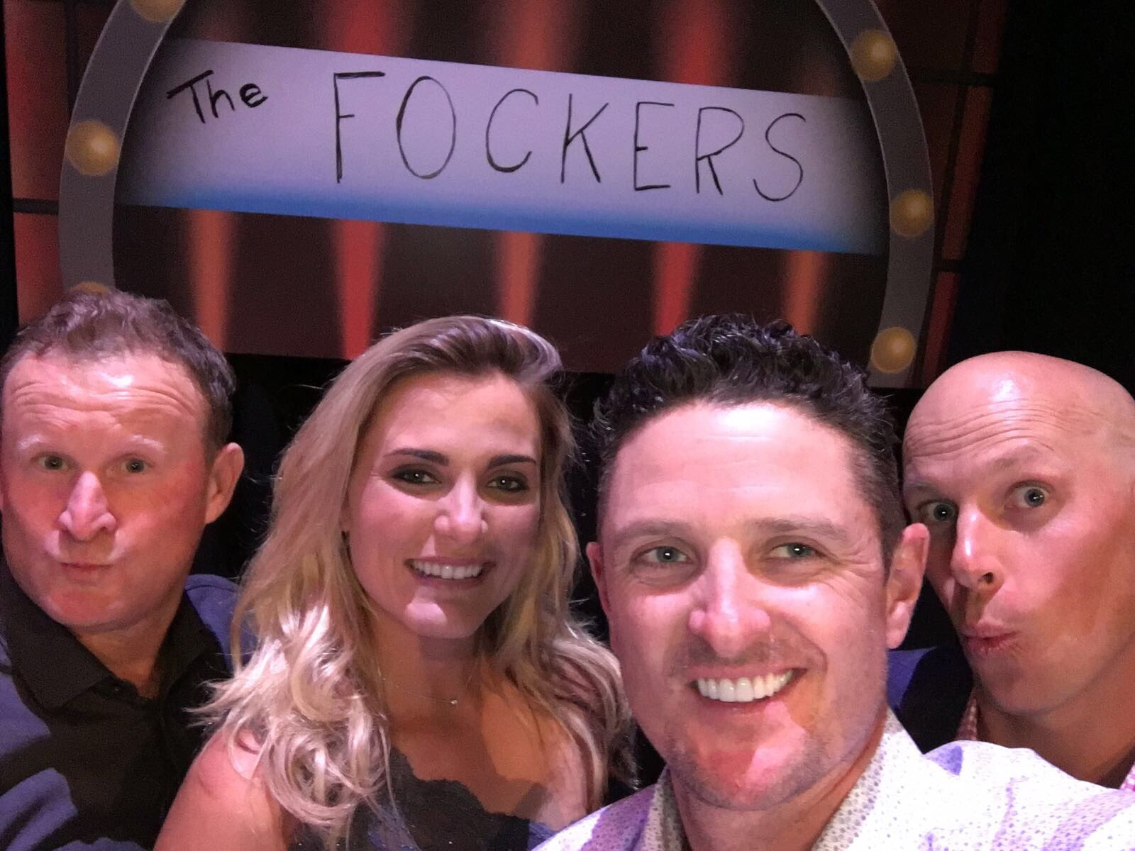 Thumbnail for Meet the Fockers - Thompson Competes Alongside PGA Tour Pros at Zurich Classic