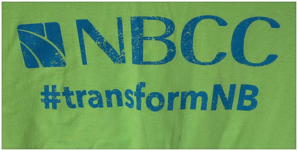 Green shirt ✅ Community project lists ✅Awesome team of staff & students ✅Count down to the 5th Service day @myNBCC.  #TransformNB #NBProud https://t.co/fC1sQGJBOc