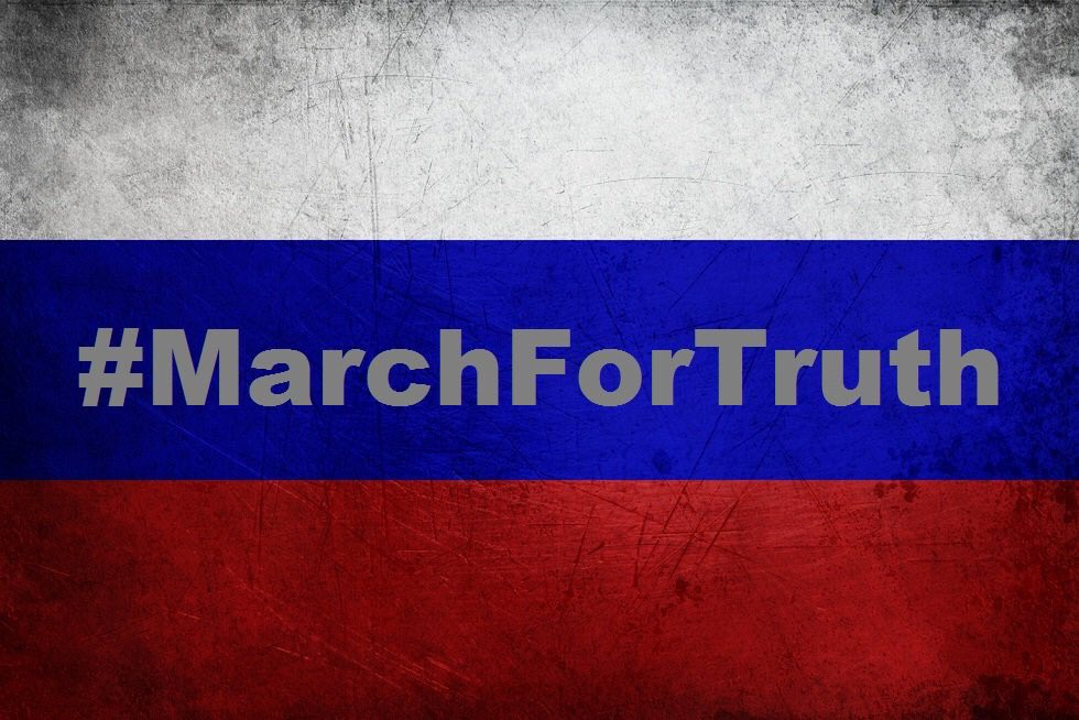 America MUST #MarchForTruth until we get to the bottom of the #TrumpRussia #TrumpLeaks #TrumpRussiaTreason #russiagate investigation.<br>http://pic.twitter.com/x63k9iaFmL