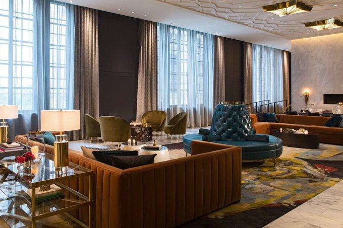 The 14 most breathtaking hotel lobbies: https://t.co/zxEtK7hAUT