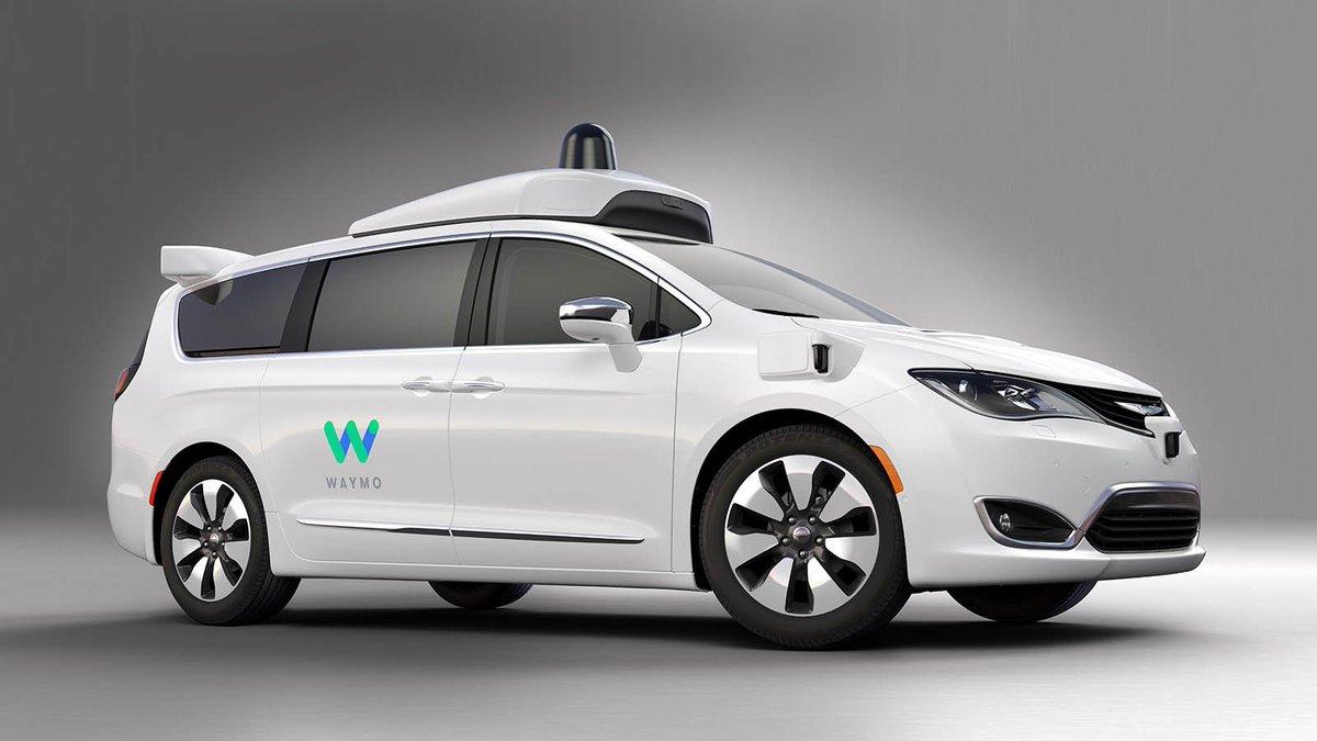 米グーグル、自動運転車の一般向け試乗で実用化近づく https://t.co/OWoVy9Hiex