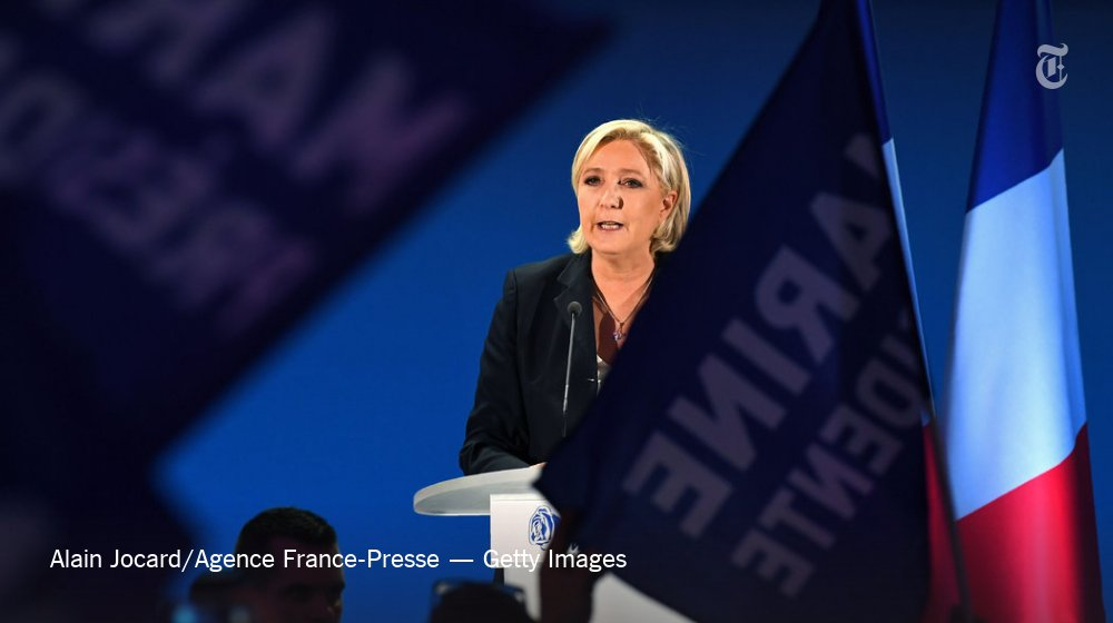 Why a Marine Le Pen victory wouldn't necessarily be a win for President Trump https://t.co/8oUl9fgWJg