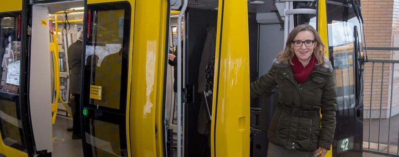 Mehr Ausgaben, mehr Fahrten, mehr Zuschüsse - macht bei der BVG unter dem Strich ein Plus in 2016. https://t.co/zFmSjGdqWB
