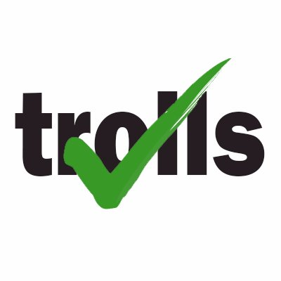 I have changed my DP in support of #Trolls  Let us all change DP and Troll @htTweets LOL
