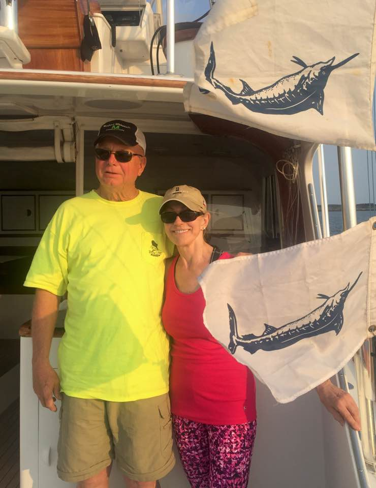 Guatemala - Capt. Chris Sheeder on Rum Line released 2 Blue Marlin and 7 Sailfish.