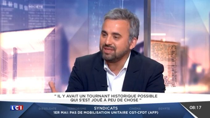 'Le PS n'a servi à rien si ce n'est à nuire à cette campagne' @alexiscorbiere #FranceInsoumise #LCImatin 👉 https://t.co/hnTy5nHxwr