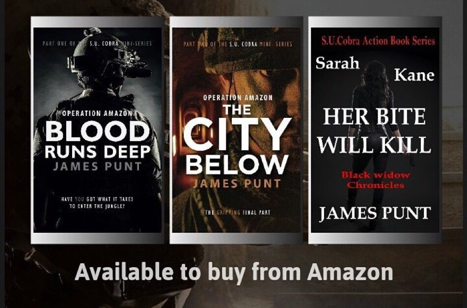 Three New action thrillers #bookplugs #bookboost #ASMSG #RRBC RRBC #BYNR #IARTG #klout #MustRead #amreading #bufferchat #authors #novels<br>http://pic.twitter.com/i7caWEhPCt