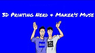 Two 3D Printing Community Giants - Joel @joeltelling and Angus @makersmuse chatting about #3dprinting  https:// youtu.be/CSIZaDmtROw  &nbsp;  <br>http://pic.twitter.com/Pd5Q8PXKDN