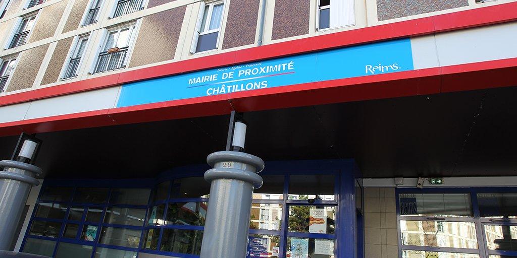 Aujourd'hui, la #mairie de proximité #Châtillons sera exceptionnellement fermée au public. => Infos :  http:// bit.ly/2oIyKX4    pic.twitter.com/GX5t5tUp1Z