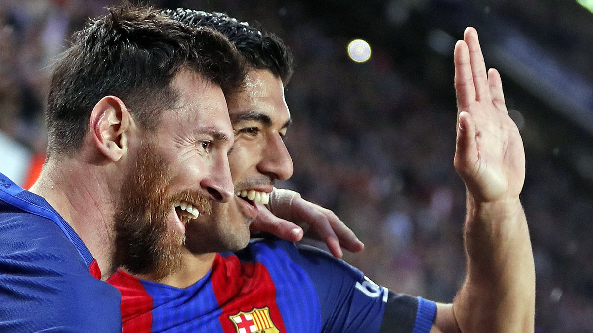 Barcelona 7-1 Osasuna Highlights