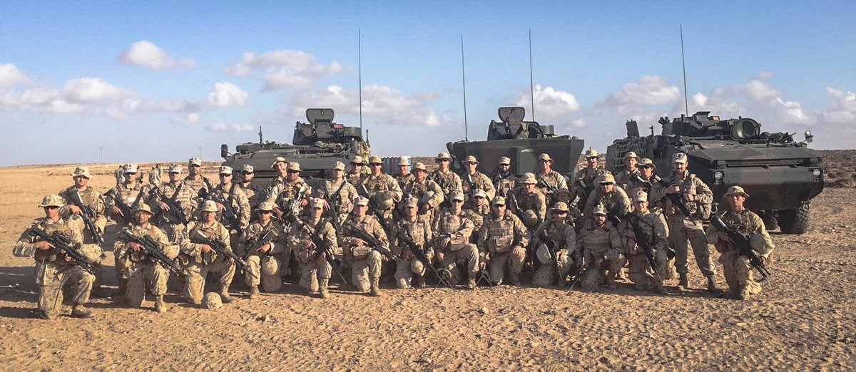 """انطلاق مناورات """"الأسد الإفريقي 17 """" في المغرب بمشاركة أمريكية C-UgunTXoAAypdB"""
