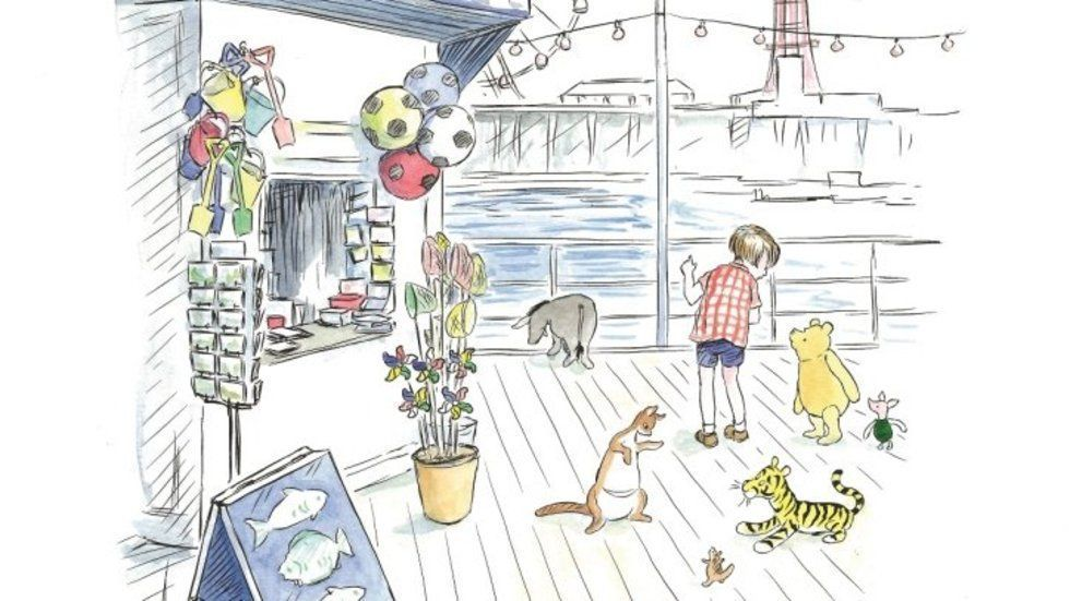 From fish on Blackpool Pier to camping in the New Forest, Winnie the Pooh's bucket list of simple British pleasures https://t.co/WOeb8wTRm4