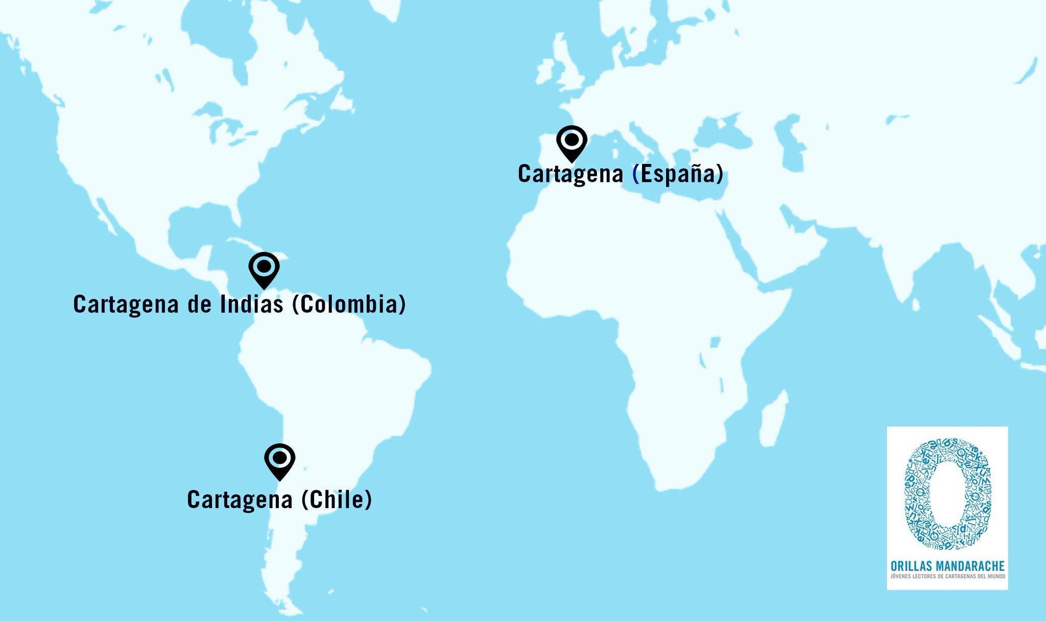 Mapa Orillas Mandarache