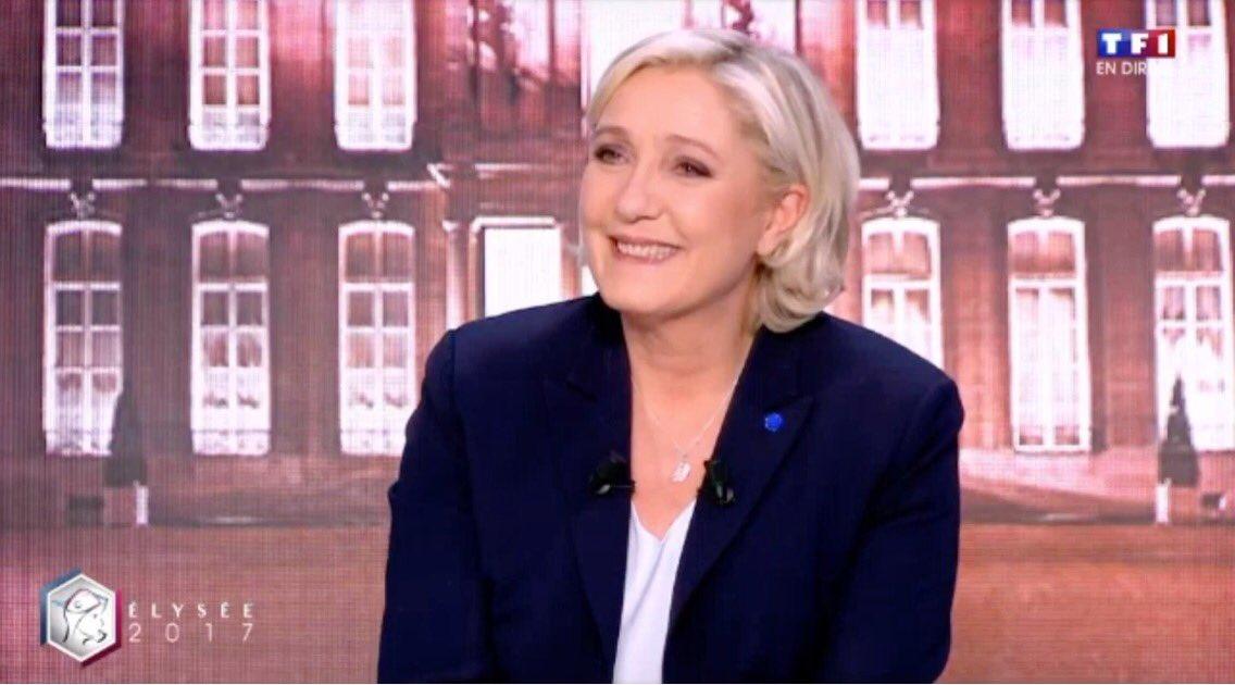 📺 J'étais hier soir l'invitée d'#Elysée2017 sur @TF1 : https://t.co/iz...