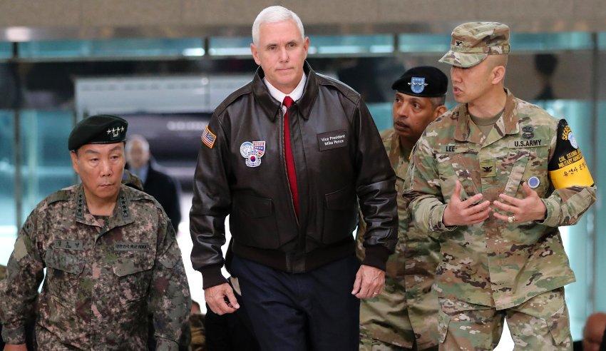 Korea-Konflikt: USA treiben Aufbau von Raketenabwehrsystem inSüdkorea voran https://t.co/D9YHv99plu
