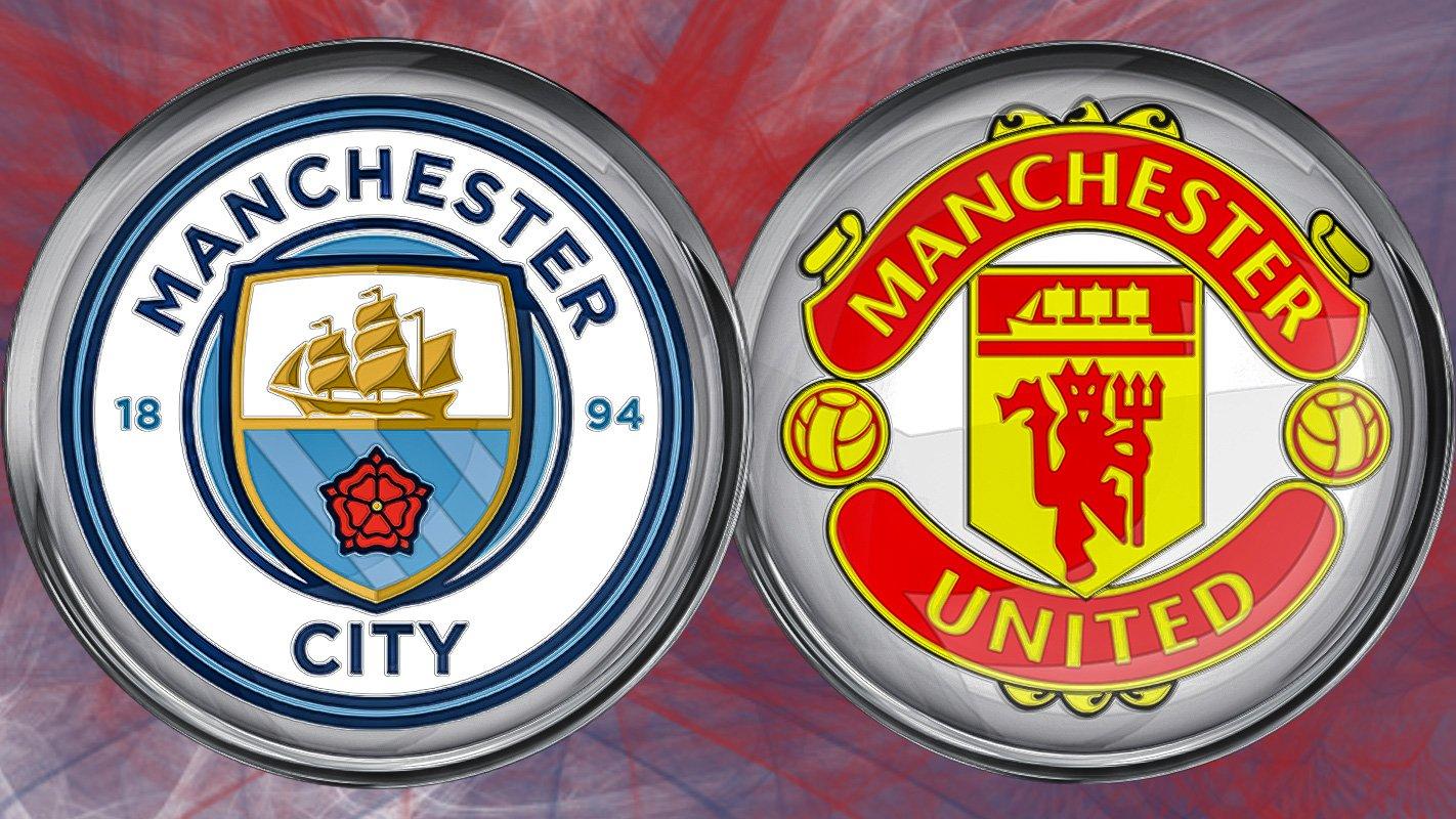 Манчестер Юнайтед - Манчестер Сити 24 апреля смотреть онлайн