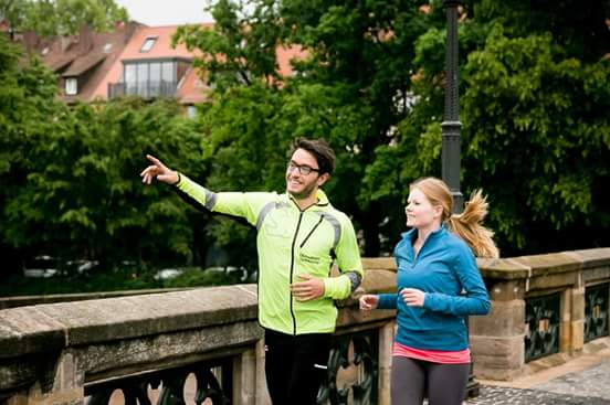 #SightRunning-individual way to discover #Nbg. No wikipedia-facts but a unique experience by our guides, born &amp; bred in #Nbg Photo:Jan Kobel <br>http://pic.twitter.com/aXXnzoUsGu