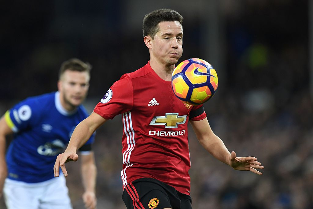 Ander Herrera: 'For me, at the moment, he is one of the best centre-ba...