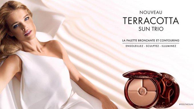 Sun Trio: la nouvelle Terracotta de Guerlain