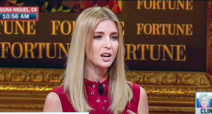 Ivanka is starting her own foundation — and is accepting checks from foreign governments: report https://t.co/NL77qeolJ2