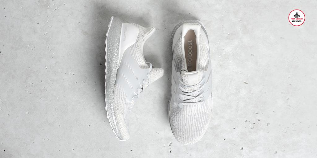 Adidas Ultra Boost 3.0 Silver Sz 10 With _receipt_ BA 8144