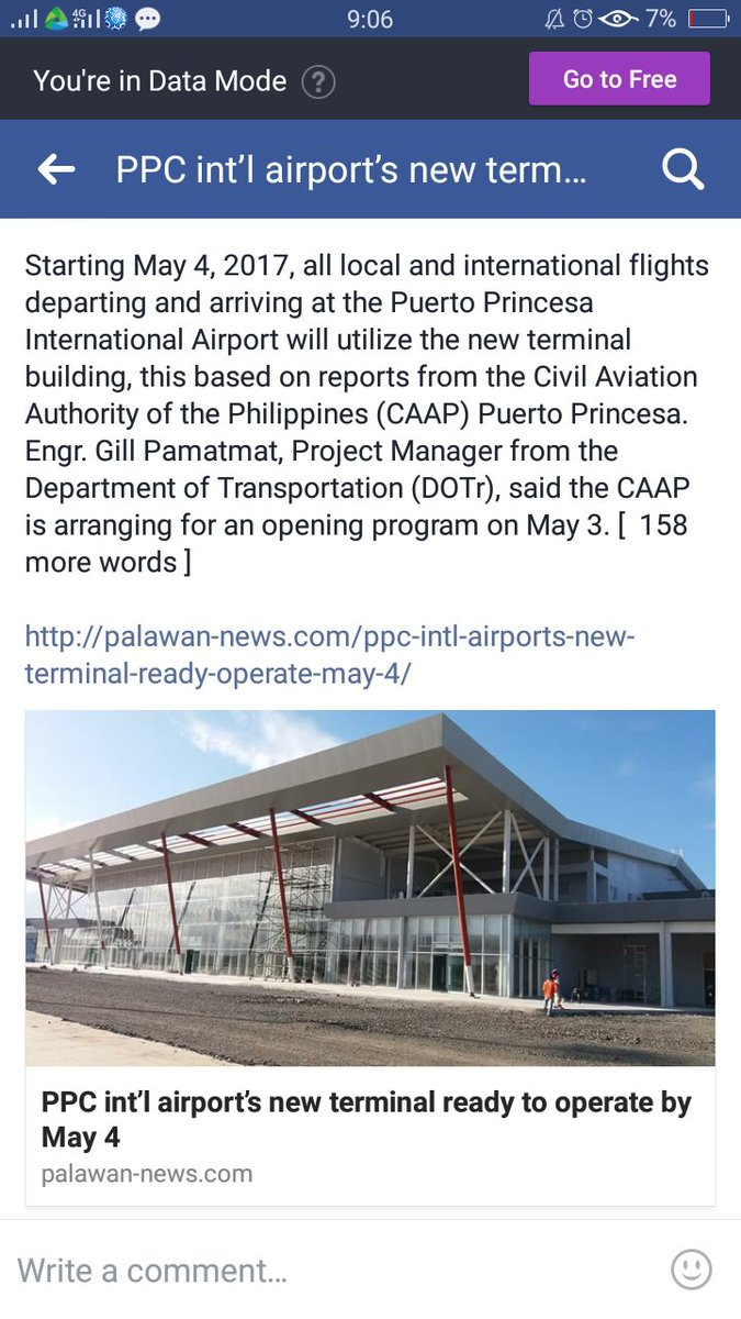 Reasons why I'm excited to go home 1) the new airport will be operational by then 2) who the hell doesn't want to go home anyway