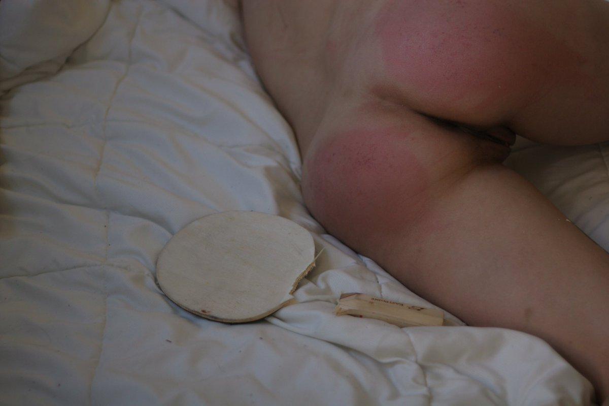 Sadism and paddle and spank