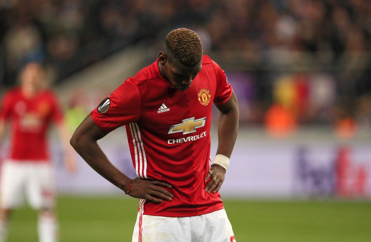 BREAKING: Jose Mourinho says Paul Pogba will miss tomorrow's derby aga...