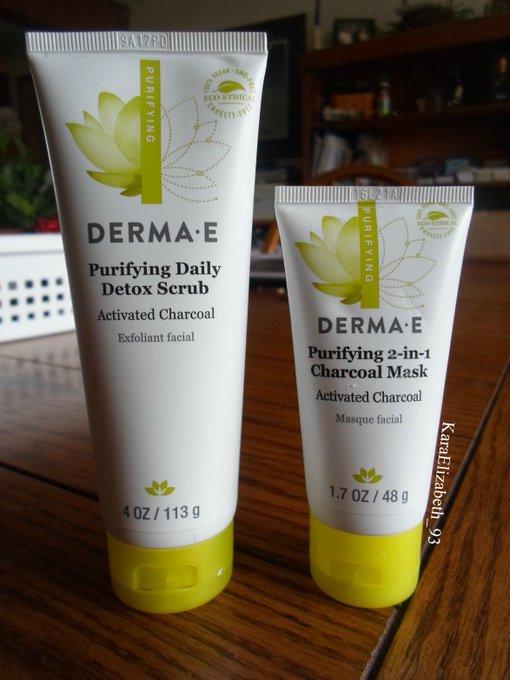Detox With Derma E