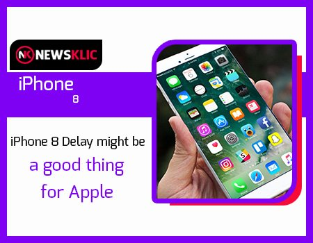 iPhone 8 Delay might be good thing for Apple  Detail:  http:// newsklic.com/iphone-8-delay -might-good-thing-apple/ &nbsp; …   #Apple #iPhone8 #applenews #samsung #galaxyS8 #galaxys8apple<br>http://pic.twitter.com/H88KY0jvNn