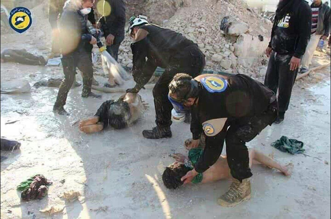 Nach Laboruntersuchungen: Frankreich macht #Assad-Regime für Giftgas-Angriff in Chan Scheichun verantwortlich. https://t.co/tcy3WExHcD