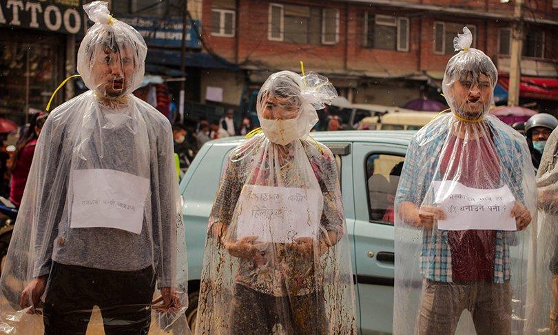 प्रदूषणमा नेपाल विश्वकै खराब मुलुक