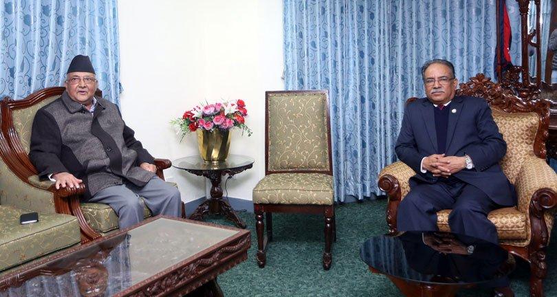 पुस १५ भित्रै नयाँ सरकार गठन गर्ने तयारी