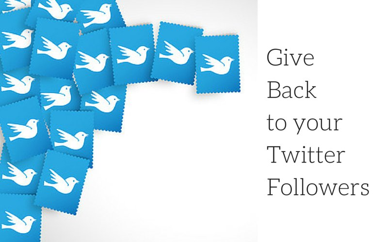 Start Giving Back to Your Twitter Audience With These Tips https://t.co/4lz4TPo2jB https://t.co/nDngijMbcj