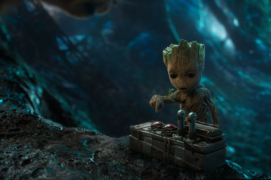 Movie review: Baby Groot, Drax steal the show in 'Guardians 2' https:/...