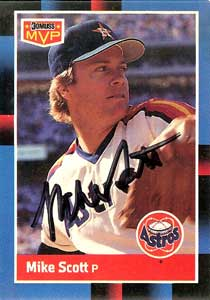 Happy 62nd Birthday to 1986 N.L. Cy Young winner Mike Scott!!!