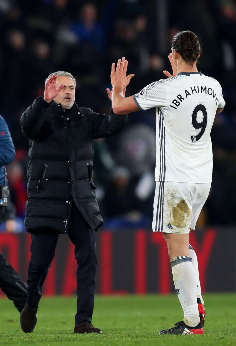 Mourinho to Zlatan: 'You fought all your life since you were born, I d...