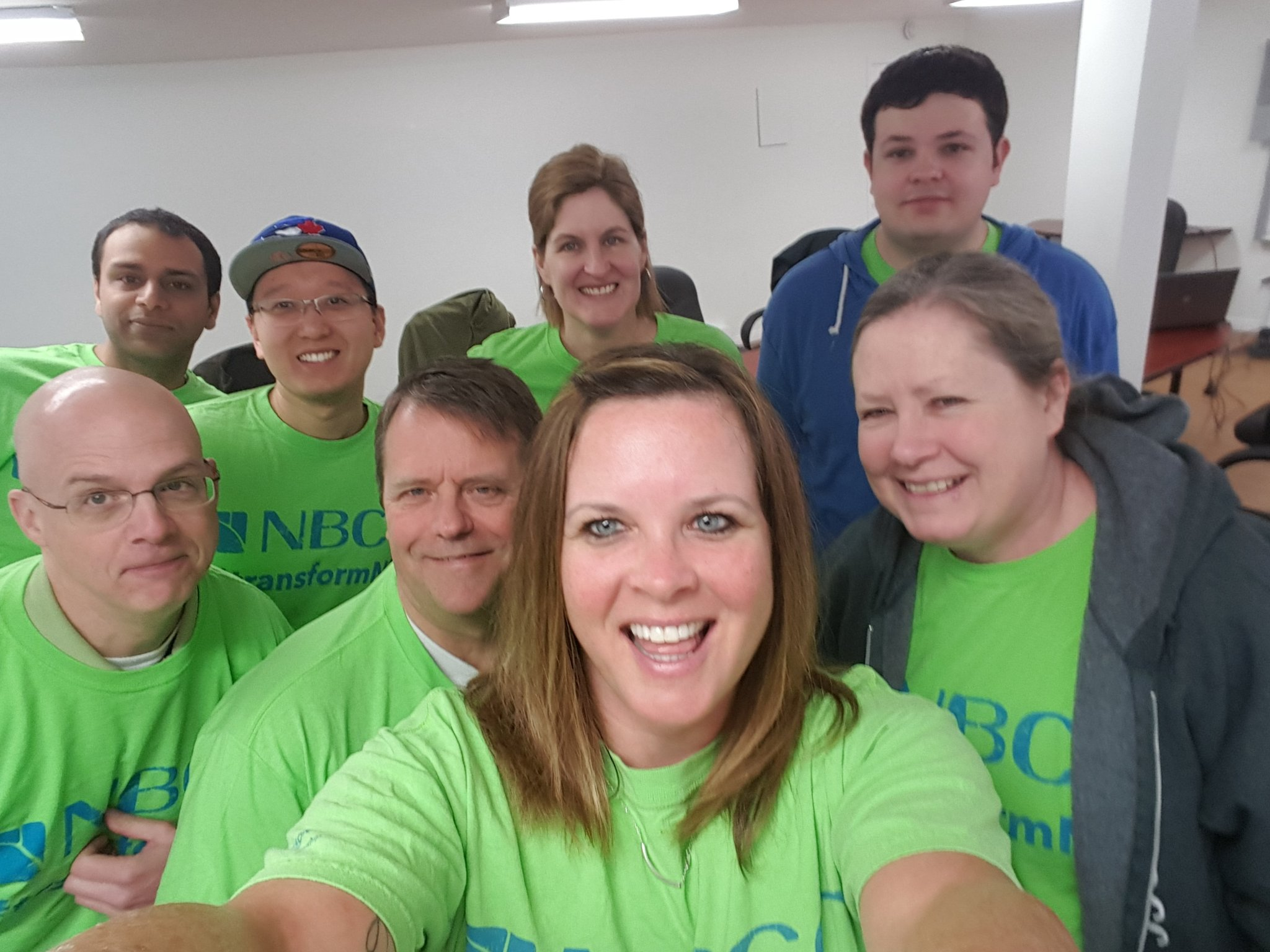 Thankful for service day with @mynbcc #transformNB #nbcc rocks https://t.co/JMOxyV5D3a