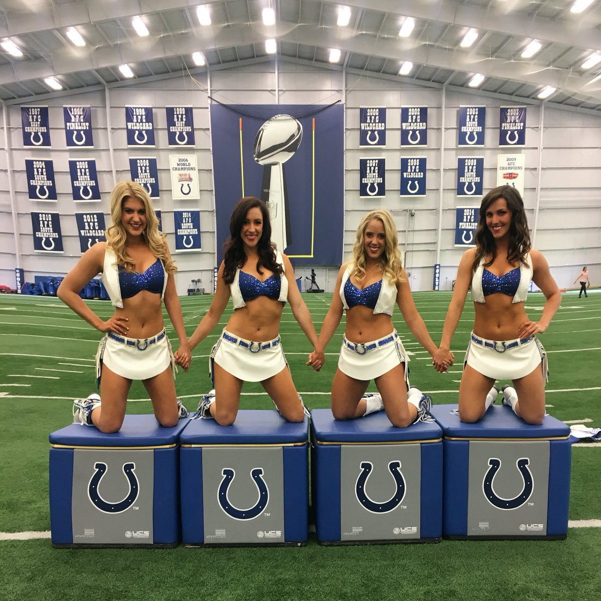 Mariah H On Twitter My WCW Are Fellow ColtsCheer Captains Who Else Cant Wait To Find Out Will Be Our Squads