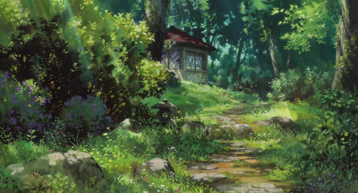 Kamienna przystań wśród lasu C-VumizUAAAYW_8