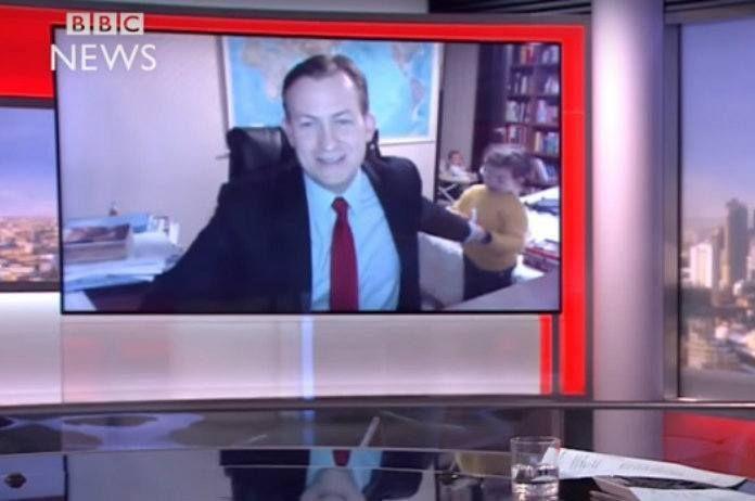 La vidéo virale de l'expert de la #BBC devient un dessin animé  http:// buff.ly/2qe9vNs    pic.twitter.com/WZVAB37VKl