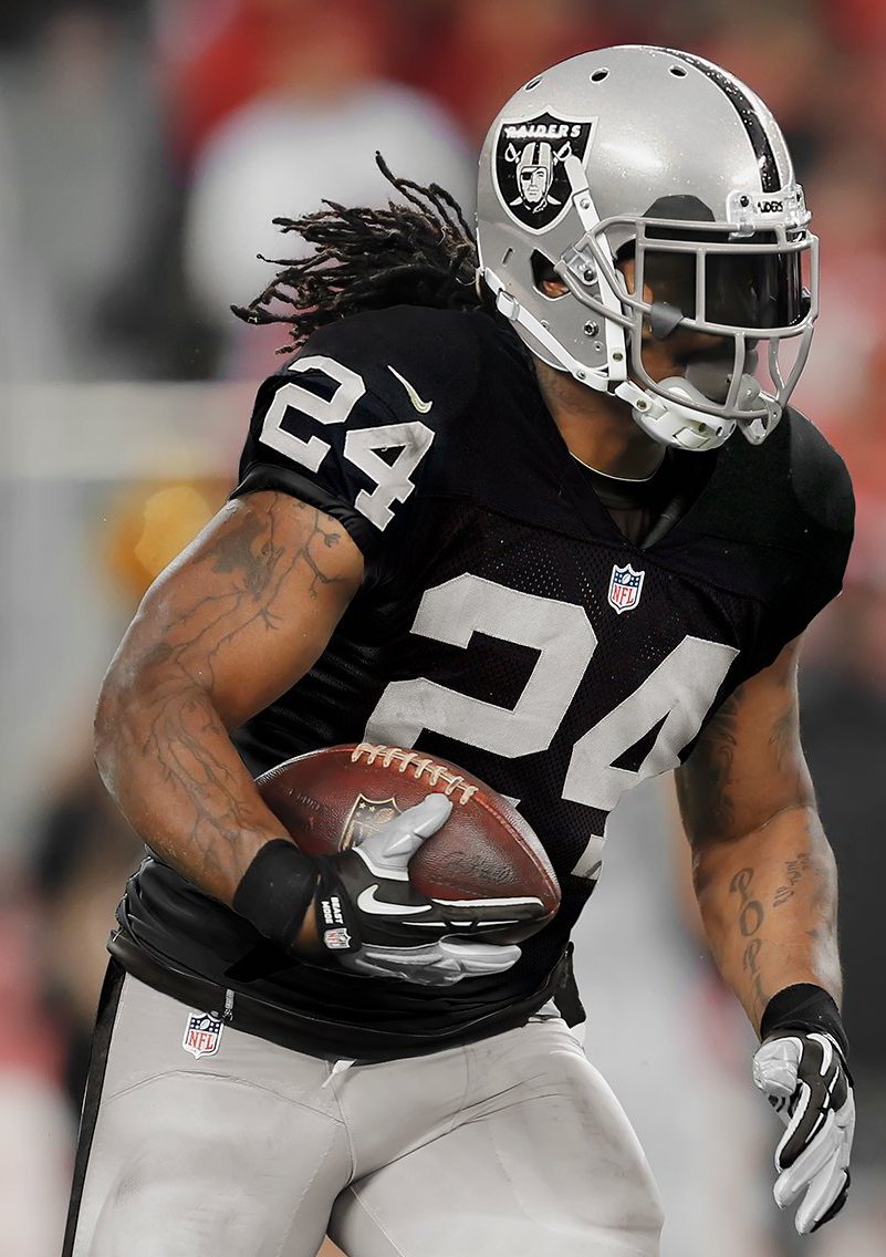 Breaking: Seahawks trading Marshawn Lynch to Raiders pending today's p...