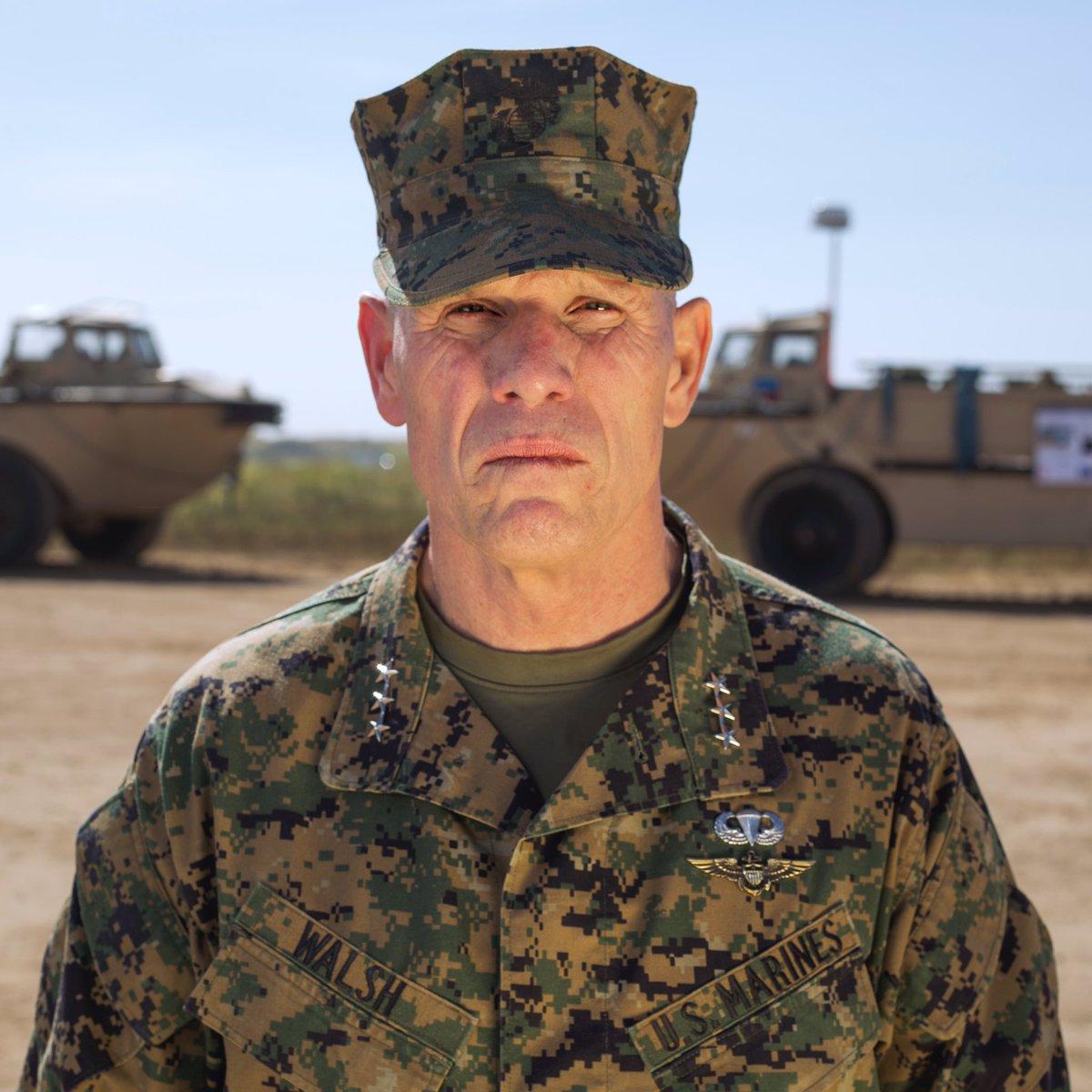 US Marines USMC Twitter