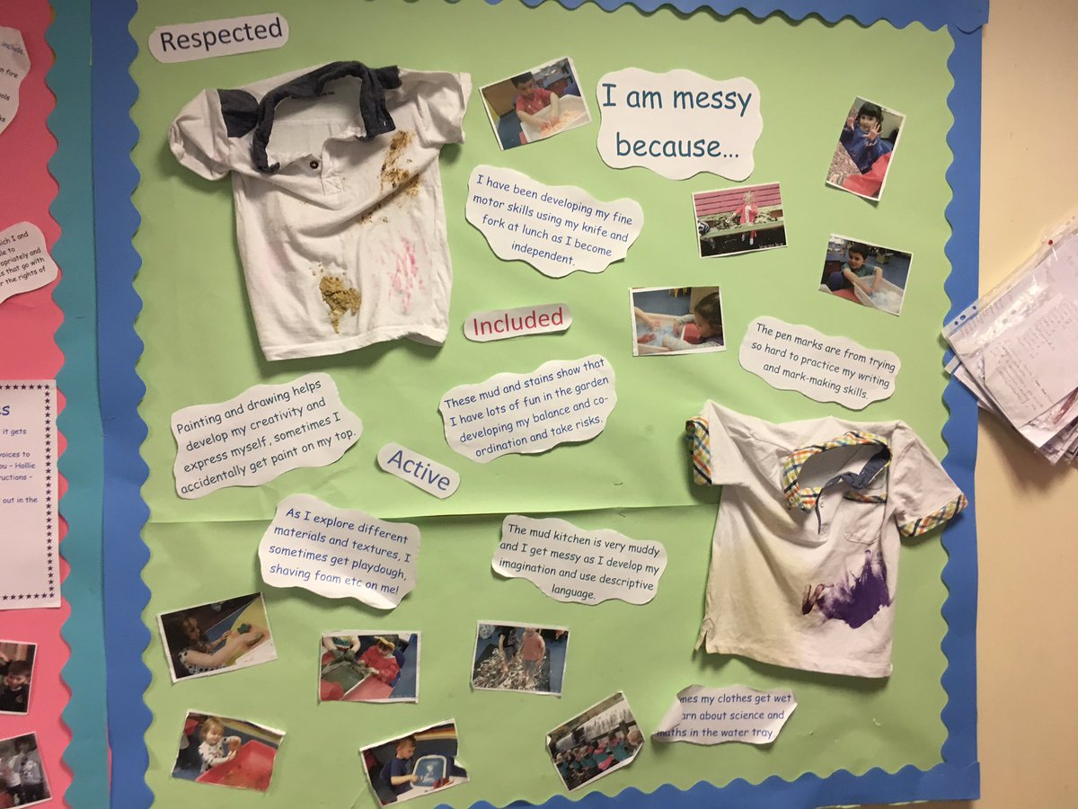 How to make scrapbook using illustration board - Inspiring Day Of Unannounced Visits To Efnurseries With Lisaelcc Great To See So Many Examples Sector Leading Practice Elcc Earlyyearspic Twitter Com