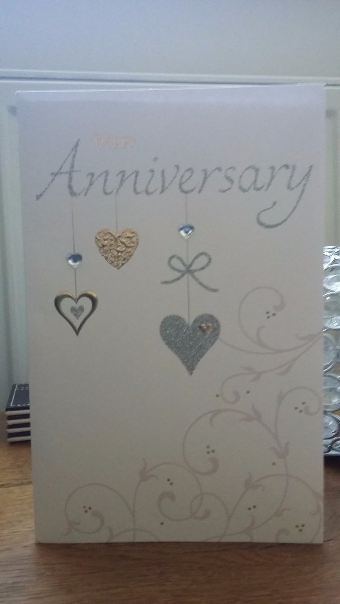Tracey On Twitter Celebrating Our 31st Wedding Anniversary By